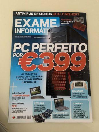 72 Revistas Exame Informatica