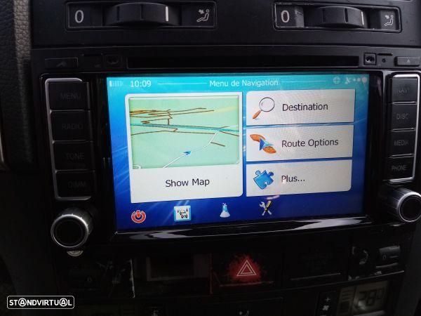 Rádio Com Display Volkswagen Touareg (7La, 7L6, 7L7)