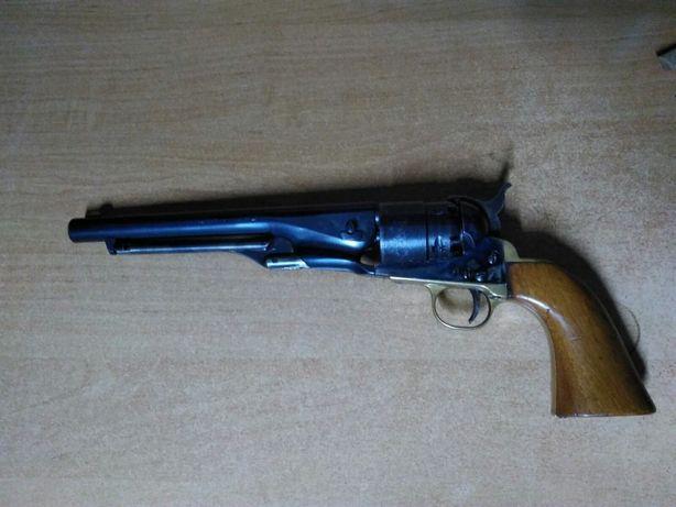 Rewolwer czarnoprochowy Colt Army 1860 cal 44
