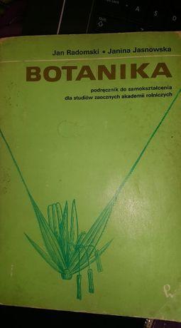 Botanika podręcznik Jan Radomski Janina Jasnowska