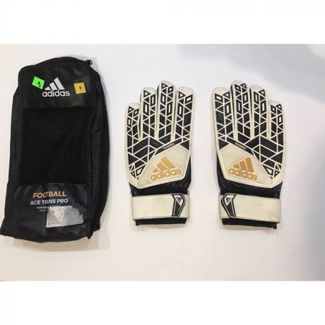 Nowe rękawice bramkarskie adidas training rozmiar 8,9