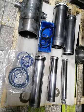 Reparação de equipamentos hidráulicos