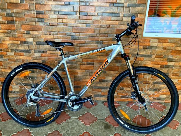 "AUTHOR DEXTER 26"" Shimano DEORE, RST Гідравліка Germany IDEAL"