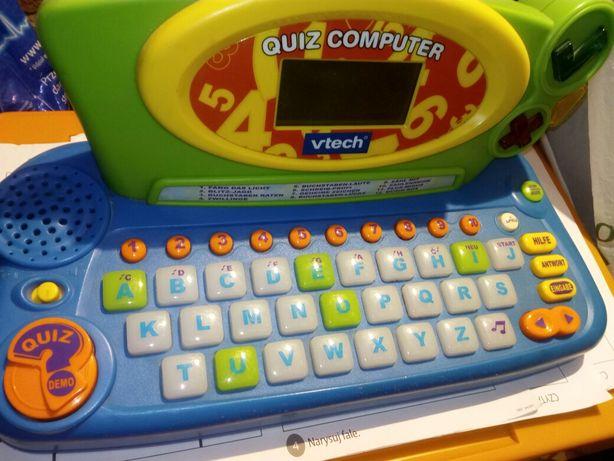 Quiz Computer do nauki niemieckiego