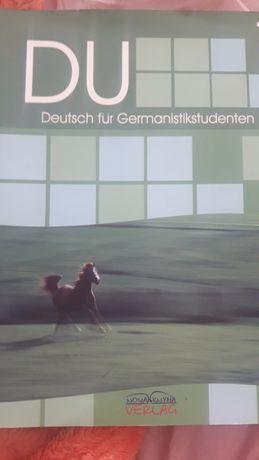 DU Deutsch für Getmanistikstudenten немецкий