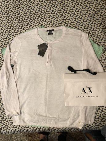 Кофта Armani Exchange оригинал нова