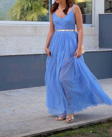 Vestido comprido Relish