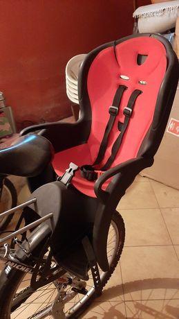 Fotelik rowerowy firmy Hamax