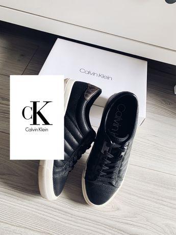Trampki CK Calvin Klein czarne