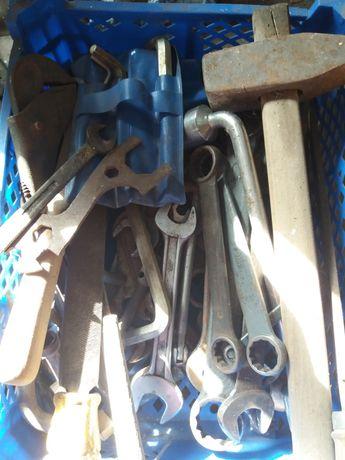Zestaw narzędzi- KLUCZE!!!