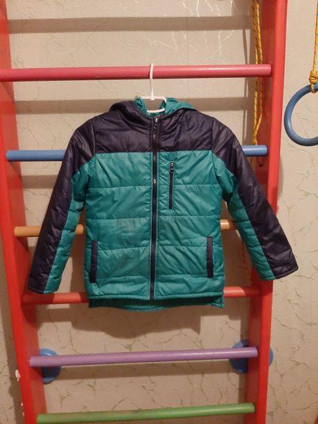 Продам куртку, рост 128