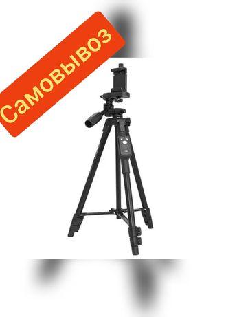 Штатив с держателем и пультом смартфона камеры Yungteng Pro-5208