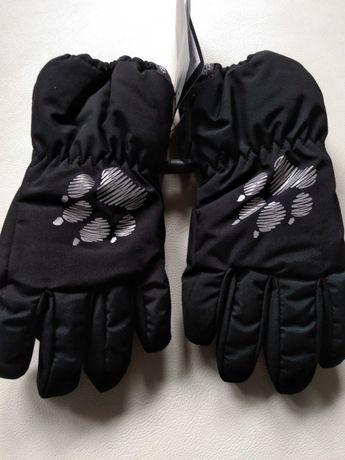 Nowe rękawiczki Jack Wolfskin rozm 110-.116 zimowe, narciarskie