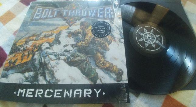 Bolt Thrower – Mercenary LP Vinyl