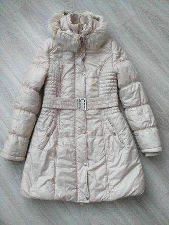 Зимнее пальто размер L