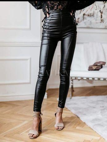 Spodnie woskowane xs latika
