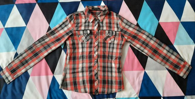 Koszula 36 Reserved krata