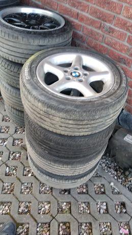 Felgi BMW r16 z oponami