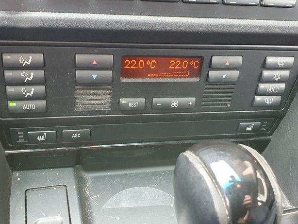 Panel klimatyzacji climatronic bmw e39
