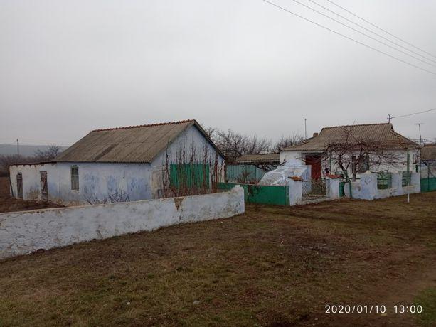 Продам частный дом с газом 3комн 75 км от Одессы