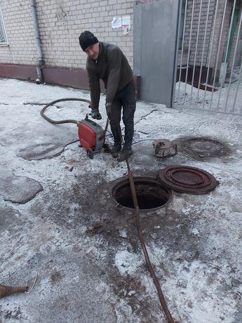 Чистка канализации  Велика Лепетиха