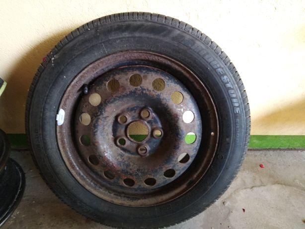 """Koło zapas vw 5x112 16"""" et53 sharan Alhambra galaxy Audi Skoda Seat"""