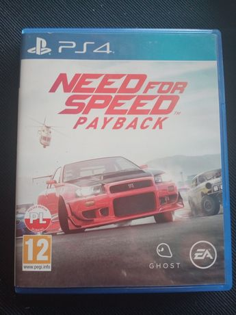Need for speed Payback PS 4