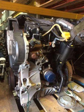 Motor 1.9 dCi megane 2012