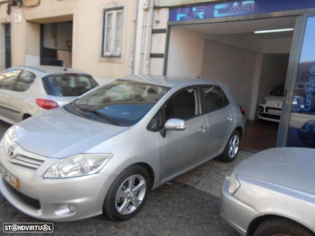 Toyota Auris 1.4 D-4D MMT Sol DPF