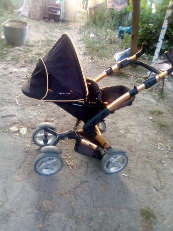 Продам коляску зима лето