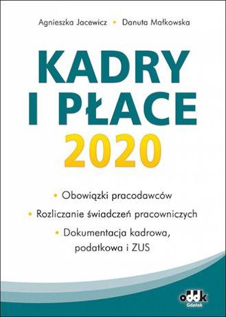 Kadry i płace 2020