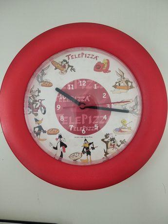 Relógio Telepizza - Coleção -