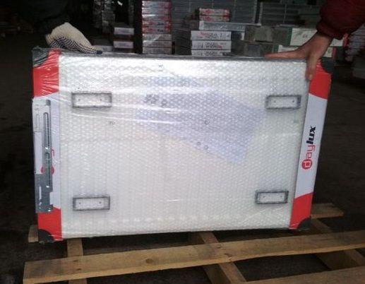 Стальные радиаторы DayLux Krafter Турция боковое или нижнее подкючение