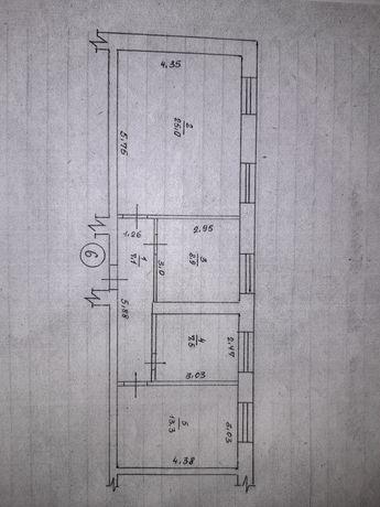 ОБМІН. 2к. кв в м.Сміла 62м² на м. Черкаси