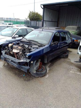 Peugeot 306 SW 1.4 para peças