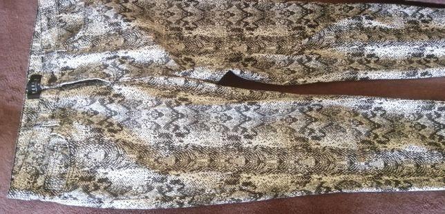 Spodnie MOHITO modny print