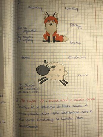 Notatki język polski liceum epoki < 3