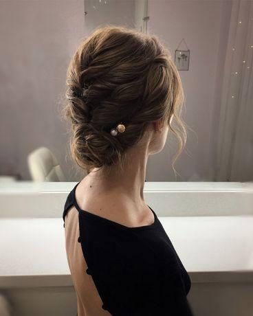 Свадебные,вечерние прически,укладки Киев,стилист по волосам,локоныоны