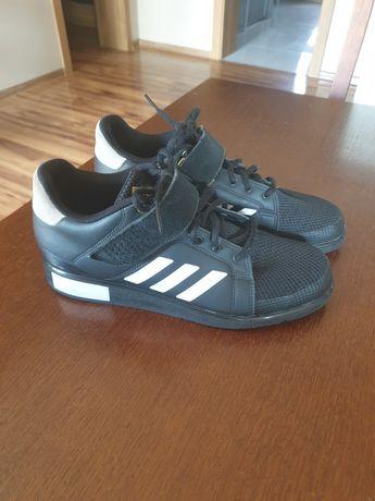 Adidas power perfect 3 powerlift  buty podnoszenia ciężarów siłownię