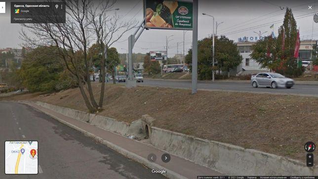 Земля под строительство в центре Одессы