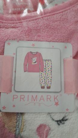 Теплая пижама детская