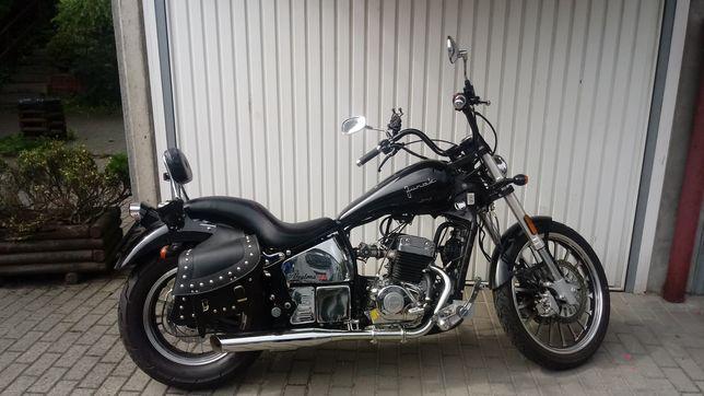 Junak motocykl M 16