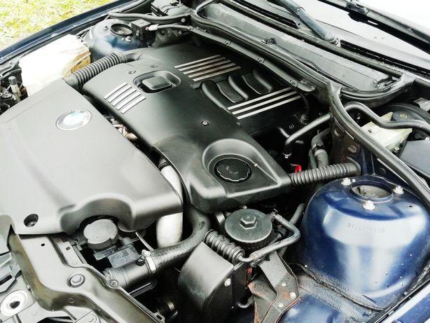 Motor bmw E46 136cv com  e turbo incluido impecável