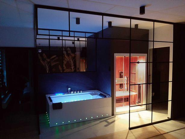 Jacuzzi i sauna apartament Gdańsk – RELAX Apartments