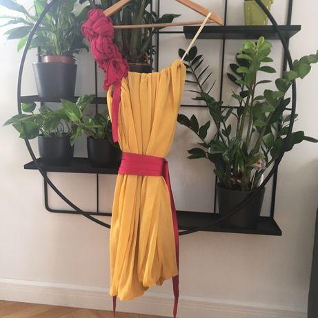 Sukienka krakowskich projektantek Femini rozmiar 38
