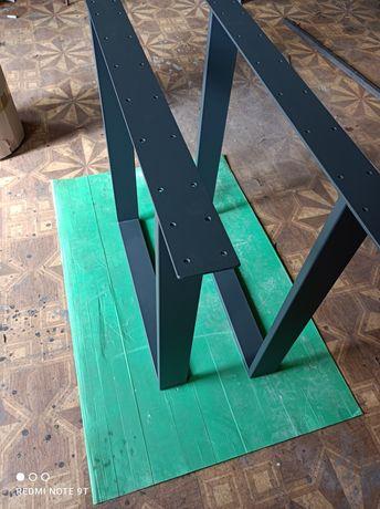 Nogi stolika ,ławki, stelaże