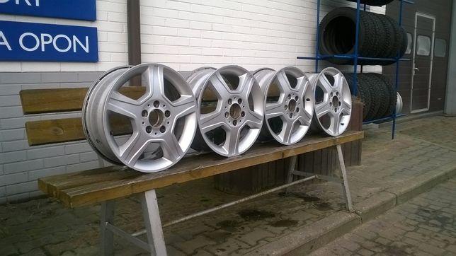 Felgi Aluminiowe Mercedes 5x112 r16