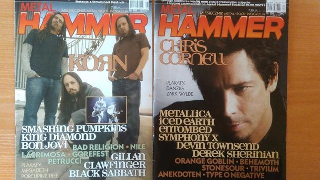 Metal Hammer 7,8/2007