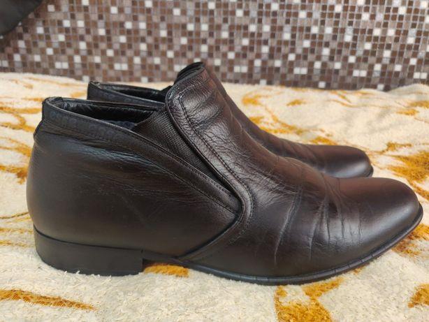 Зимние ботинки Welfare. 45 размер.