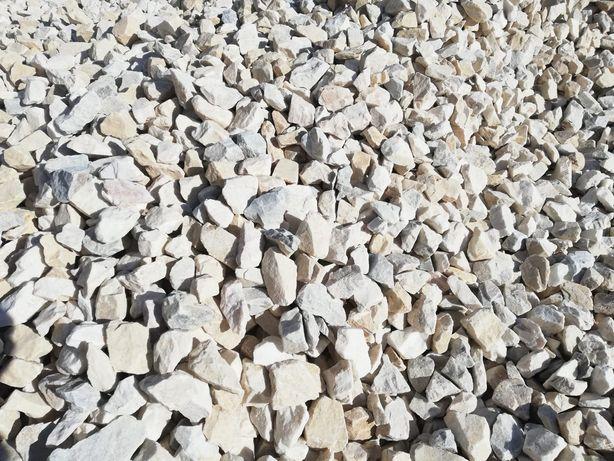 Grys biały szary niebieski Marianna kamień naturalny DOSTAWA + głaz